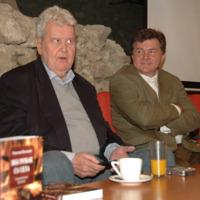 Конференција за новинаре поводом представљања прве књиге из едиције одабраних дела Радослава Лалета Павловића &quot;Мој рођак са села&quot;<br />
